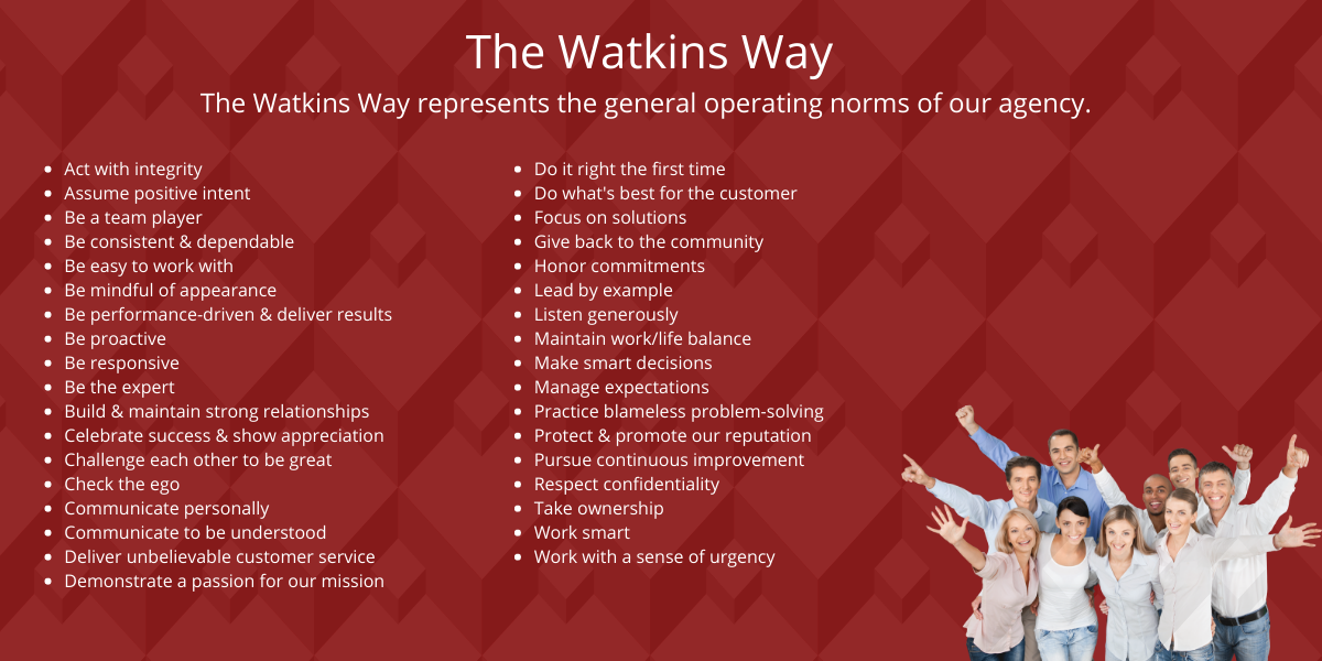 Insurance Careers at Watkins Insurance Group