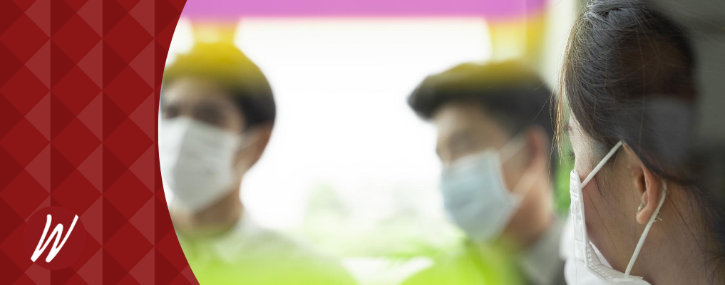 Learn about reopening a business after the coronavirus shutdown, and how to support workplace respiratory etiquette with face masks and respirators.